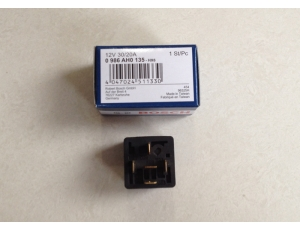 Rờ le (Relay) 12V_5 PIN (0135-HX6)