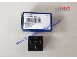 Rờ le (Relay) 24V_5 PIN (204-HX6)
