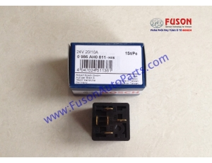 Rờ le (Relay) 24V_5 PIN (811-HX6)